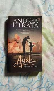Novel Ayah - Andrea Hirata