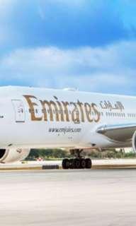 Emirates Flight Discount