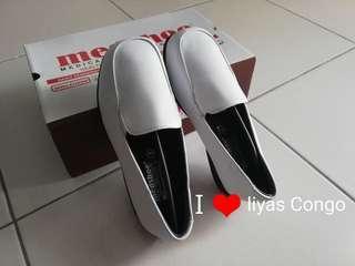 Kasut nurse putih medshoe