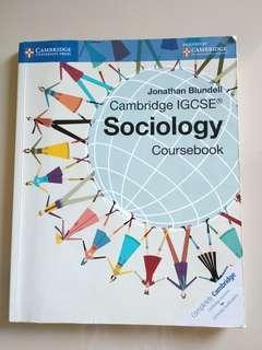 Cambridge sociology coursebook