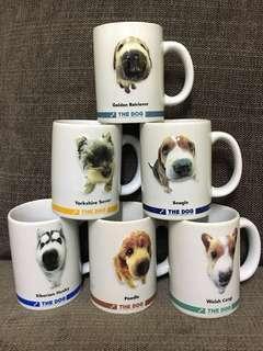 7-11 The dog mug mug