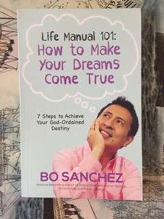 Life Manual 101: How to Make Your Dreams Come True