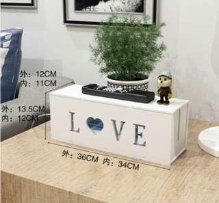 [給最愛佳品] LOVE收納盒