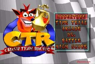 Play Crash Team Racing now on Android, PC, PlayStation Classic or Raspberry Pi