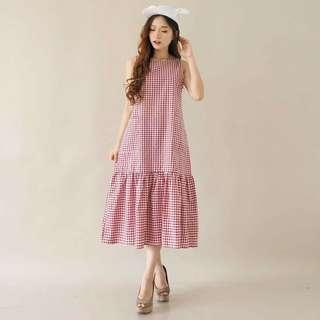 JANETTA POCKET DRESS 412