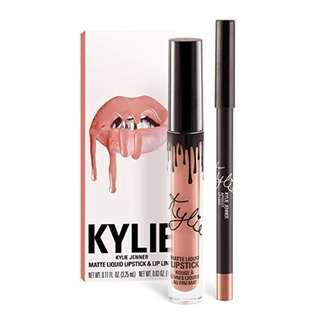 NEW Kylie Cosmetics APRICOT | LIP KIT | 💄