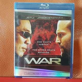 Sealed Blu-ray Movies》WAR   #MakeSpaceForLovep