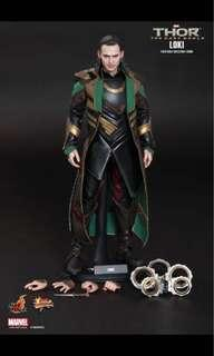 Hot Toys Loki Special Edition