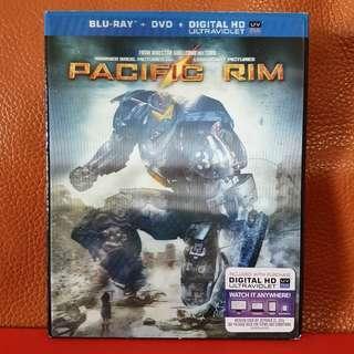 Blu-ray Movies》Pacific Rim  #MakeSpaceForLove