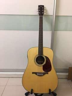Custom Acoustic guitar #APR10
