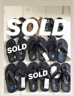 Billabong slippers