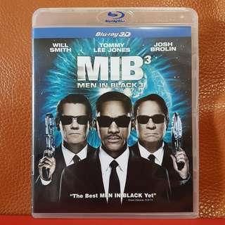 Sealed Blu-ray Movies》Men In Black 3  MIB3  #MakeSpaceForLove