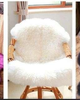 🚚 Sheep Faux Fur Carpet