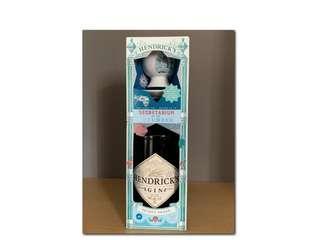 Hendricks Gin 1 litre - Special Edition - Secretarium of the Cucumber Gift Set