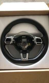 VW Mk6 steering