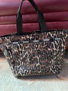 Lesportsac Animal Print bag