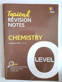 Chemistry Revision Notes (Shinglee)