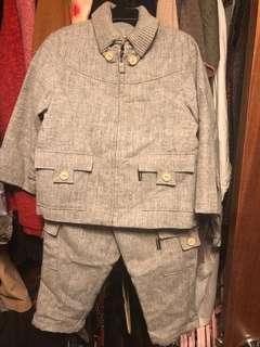 🚚 金安德森小男童套裝尺寸75