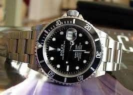 🚚 Black Submariner