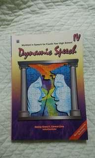 Dynamic Speech book by Melody Grace Llarena-Llona