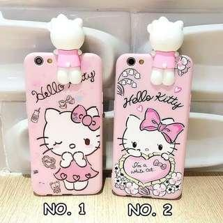 Japan hello kitty cute cat silicone soft case