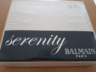Balmain bedset serenity sheets queen