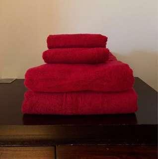 🚚 Sheridan Luxury Towels