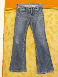 Preloved Boot Cut Jeans