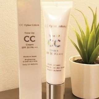 Cyber CC cream