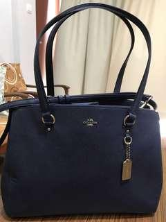 Coach Shoulder Bag with Adjustable Sling