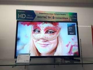 """Cicilan TV LED Samsung 32"""" Dp Murah Angsuran Ringan"""