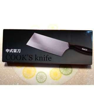 中式菜刀_7吋
