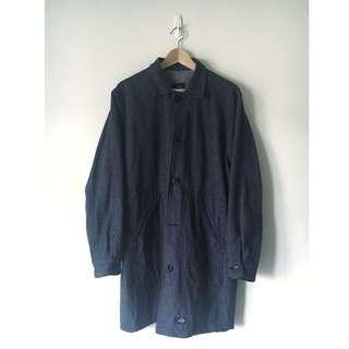 Bleu De Panama 大衣 法國製 工裝