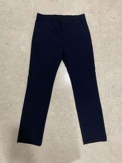 Navy Express Trousers