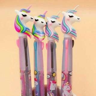 Unicorn 3in1 pen