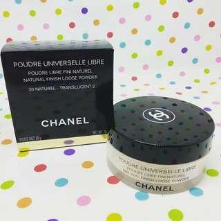 Chanel loose powder sahe natural 30 (translucent 2)