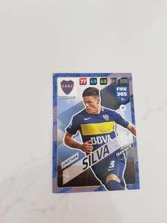 🚚 Fifa 365 2018 Jonathan Silva Soccer Card