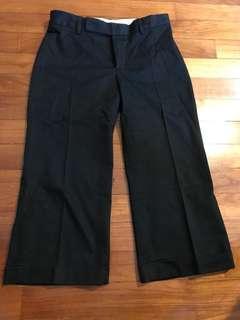 🚚 GAP ¾ length pants