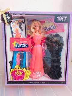 復刻版 1977 芭比