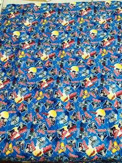 Ultraman Baby's Patchwork Blanket