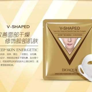 V Shape Mask