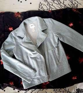Forever 21 Baby Blue Jacket