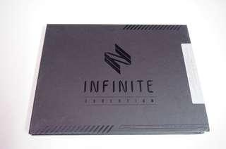 Infinite 2nd Mini Album Evolution