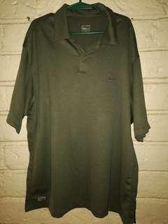 Nike Moss green polo shirt