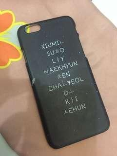 Case Iphone 6/6s (hardcase Exo Ver)