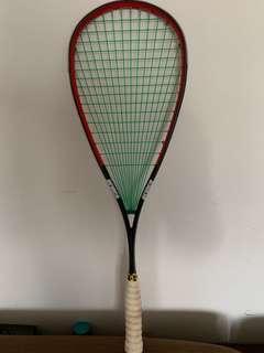 Prince Squash racket tour team 120 TX