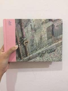 BTS YNWA ALBUM left ver