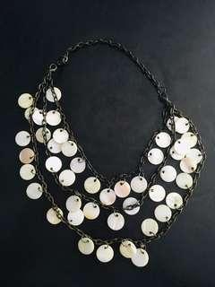Beach/hippie vibe necklace