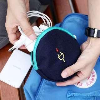 [ LAST 2 ] BN Charger / Earpiece Pouch