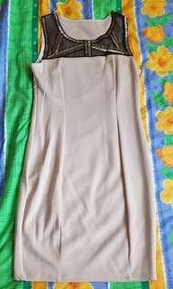 🚚 White dress (Size S)